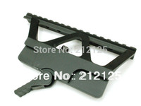 Wholesale Midwest Industries Quick Detach Picatinny Style Scope Mount AK AK47 AK74 Side Rail Matte