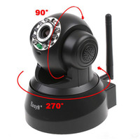 Wholesale EasyN Wireless IP Camera Dome Webcam Cam Surveillance System Security Camera Cameras Wifi Network