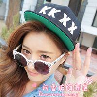 Cheap free shinppingSouth Korea Shopping Stylenanda men Trendy KKXX hip-hop hat flat -brimmed hat brimmed hat baseball cap turned