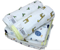 Wholesale 2014 New Arrival cotton muslin baby swaddles x120cm g aden anais bamboo blanket activity gym baby absorbent towel fiber color