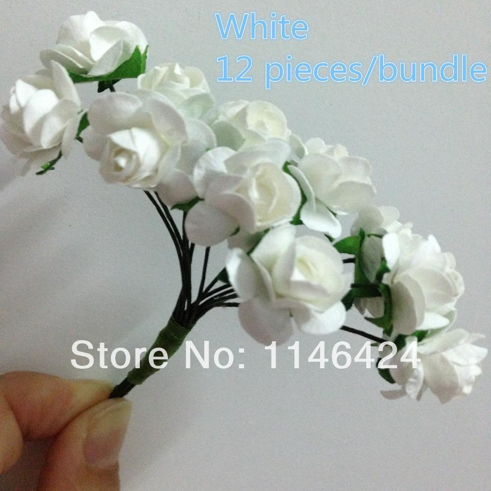 Wholesale Free Shipping 144 Pieceslot White Mulberry Small Craft