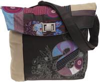 Wholesale bag DESIGUAL bag womens handbag desigual canvas bag Green BAG Messenger Shoulder Bag