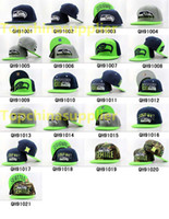 Wholesale 2014 New Seahawks Snapback Football Snapbacks Many Models Snap Back Hats Boys Girls Flat Caps Fashion Snap Backs Cap Swag Hats Sports Caps