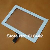 ainol 7 novo - Wholease Original Ainol Novo7 Novo VENUS LCD touch screen digitizer white TRAKCING CODE