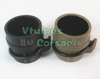 acog scope aimpoint - Elemnt Trijicon ACOG X32 Aimpoint Scope Kill Flash Defender Tan Color And Black