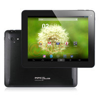 Wholesale 9 inch Retina IPS Pipo m6pro G Tablet PC x1536 Screen RK3188 Quad core GHz GB GB Android Bluetooth HDMI