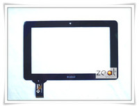 Wholesale 100 Original quot touch screen digitizer touch panel for Ainol novo7 elf II Novo elf2 elf tablet code with LOGO