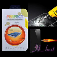 Wholesale For Samsung S6 NOTE S5 S4 Premium Tempered Glass Screen Protector Film Guard For Galaxy NOTE S5 S4 S3 mini