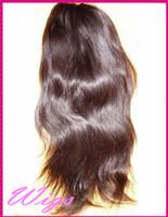 half wig human hair