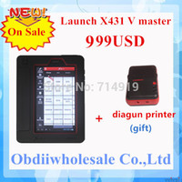 Wholesale LAUNCH Authorized Distributor New Release Original Launch X431 V Scan Tool X431 Pro Full System Auto Diagnostic tool