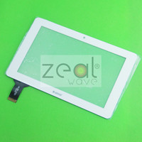 Wholesale 7 For Ainol Novo7 Crystal l novo7 elf II Novo elf2 elf Touch Screen Glass