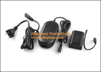 Wholesale DC Coupler DMW DCC12 DMW AC8 AC Power Adapter Combo for Panasonic Lumix DMC GH3 DMCGH3 DMC GH3 Cameras