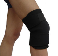 Cheap Goalie hip-hop dance volleyball basketball practice sports safety leg knee protective pads kneepads guard support protector