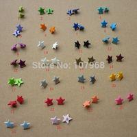 Cheap Free Shipipng:26,000 Sets Lot XT501 Snap,KAM Plastic Snap Buttons KAM Star Shape Plastic Snaps,Snap Fastener,Plastic Button