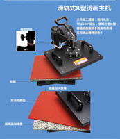 Wholesale 8 In Combo Heat Press Machine Plate Mug Cap TShirt heat press heat transfer machine Sublimation machine