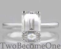 Wholesale ENGAGEMENT RING CERTIFIED DIAMOND CT D IF PLATINUM