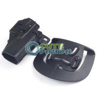 Cheap Wholesale-Blackhawk Sportster Serpa Gun Gray Paddle Holster for Glock 17 22 31