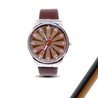 Cheap TOP High Quality Bariho Brand watch leather strap watches Japan Movement men women sport Wristwatch Quartz Watch A527