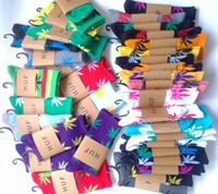 Cheap HOT~HUF socks 35 colors Street wear Fashion Stockings sport socks 10 pairs~