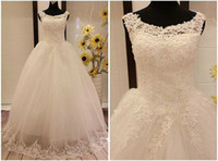 Wholesale Paolo Sebastian Wedding Dresses Lace Real Image A Line Scoop With Cap Sleeves Applique Beaded Plus Size Bridal Gowns