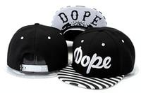 Wholesale 2014 New Dope Snapbacks Dope Shit Hip hop Street Wear Hats Caps Colors Mix Order