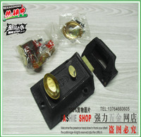 Wholesale Buffalo two ultra low cost insurance wood door lock anti theft locks marbles lock