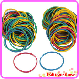 Wholesale 100PCS pack Colorful Elastic Rubber Bands For Tattoo Gun Machine Supplies tool equipment