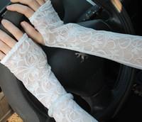 Cheap Sunscreen gloves Best  bridal