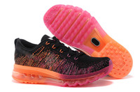 Wholesale 2014 New Flyknit Max Runing Shoes Women Sport shoes