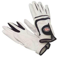 Wholesale European and American foreign trade factory production and processing golf gloves golf gloves pu leather lambskin leather gloves