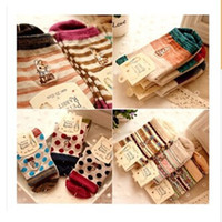Wholesale Zhuo cotton socks goods manufacturers cute Peter Rabbit ethnic crisis point in tube socks cotton