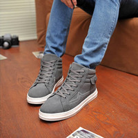 Wholesale 2103 Men Western Style Boots Shoes Fashion Simple Style Colors XMX024