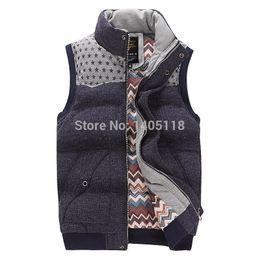 Wholesale 2014 winter new Men s winter jacket vest