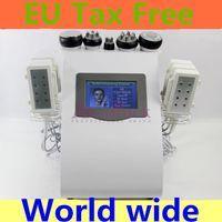 radio frequency - Promotion k Cavitation Ultrasonic liposuction Vacuum RF Diode lipo Laser Slimming radio frequency skin care salon machine