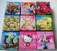 cheap children watches - style Cute Mix Children Watch With Boxes Cheap Kids Cartoon Watches Frozen Hello Kitty dora Despicable me Watch