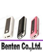 Cheap LLFA7502 5600mAh smart Portable Backup Battery External Power Bank Charger For Universal Mobile Phone,PSP, camera,Mp3 4 playe ETC 5600 mah