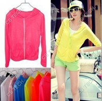 High quality hot swimwear fashion hoodie sun protection spf clothing outerwear