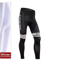 Wholesale 2014 giant Thermal Fleece trousers winter cycling pants outdoor cycling trousers ciclismo mountain bike pants Cycling Pants