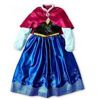 Cheap TuTu frozen ELSA dress Best Summer Ball Gown Frozen Dress