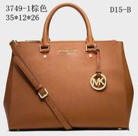 mk handbag - New Fashion Hot selling brand Tote Lock Purse College Wind backpack Bag Women s MK Handbag ewtsv