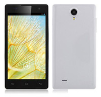 Cheap 5.0 inch JIAKE JK11 Quad Core MTK6582 1.3GHz 1GB 4GB Android 4.2 GPS WiFi 3G WCDMA 2G GSM Dual Sim Card 8.0MP Camera Android Cell Phone