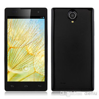 WCDMA Quad Core Android Jiake JK11 Quad Core MTK6582 Android Cell Phone With 5.0 Inch 4G ROM 1G RAM 8.0MP Camera 1.3GHZ GPS 3G Phone 3G WCDMA 2G GSM Dual Sim Card