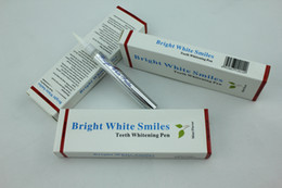 Wholesale Hot sell Easy Beauty teeth whitenig system teeth whitening gel inside MSDS certification Teeth Whitening Pen