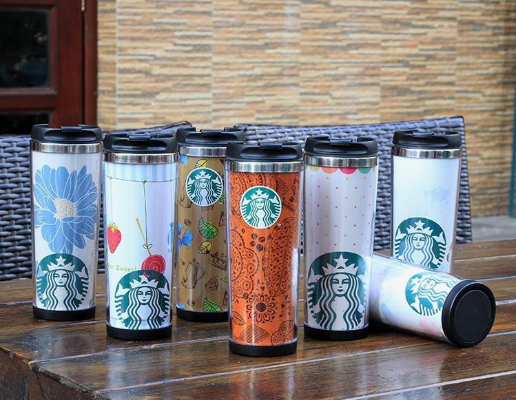 Wholesale Creative Starbucks Travel Mugs Mugstainless
