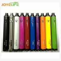 Cheap Joyelife ego t battery ego battery Best Vision spinner 2  1600mAh kanger mega atomizer
