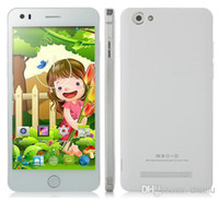 Wholesale Star i6 Android inch G Smartphone MTK6582 Quad Core GB RAM GB ROM GHz QHD Screen Dual SIM Cards GPS WiFi cellphone