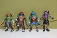 Wholesale 2014 New Teenage Mutant Ninja Turtles Classic Collection TMNT Movie Figures Toys