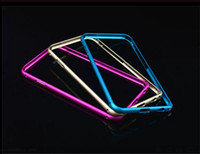 Thin Slim Metal Aluminium Bumper Case Cover Frame For iPhone...