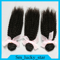 Cheap Soft And Silky Hair!Brazilian Peruvian Malaysian Indian Virgin Hair Kinky Curly Unprocessed Remy Extensions Can Dye Wash 4Pcs 6A 10-30inch