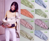 Wholesale 10 colors Baby Carriers Slings HAS EASY TO ADJUST RING SLING baby carry